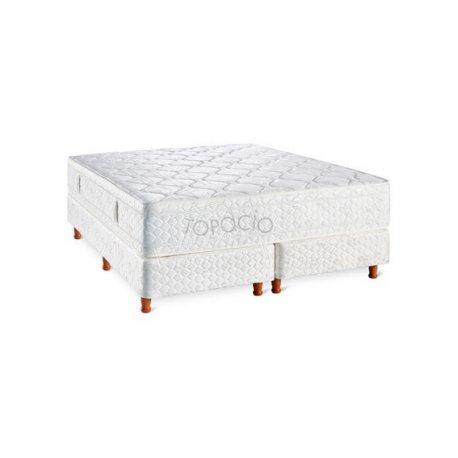 Colchon/sommier Topacio Simetric DOUX Resortes +Espuma Sensación Firme 160X190