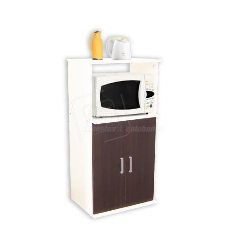 Gabinete Microondas con Alzada